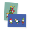 Postkarten Fröhliche Weihnachten