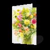 Sommerliche Blumensträuße