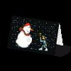 Weihnachtsgrüße von Udo Lindenberg