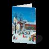 Weihnachtliche Städte