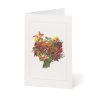 Malerische Blumensträuße